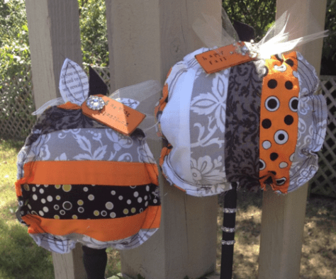08 - Mel Designs - Patchwork Pumpkins