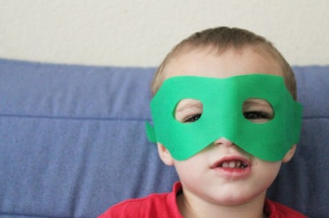02 - Fairfield World - Simple Superhero Mask