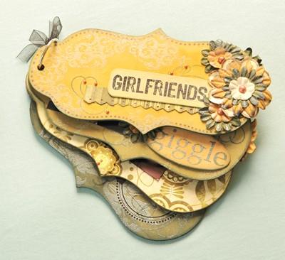 Girlfriends Mini Book