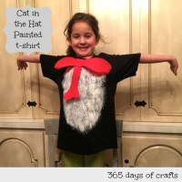 Seuss preschool craft