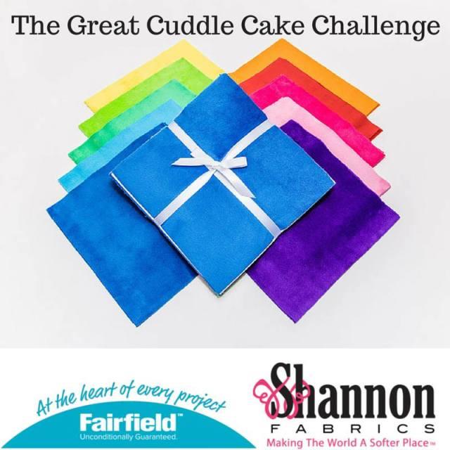 cuddle cake challenge