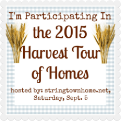 harvest tour of homes 2015