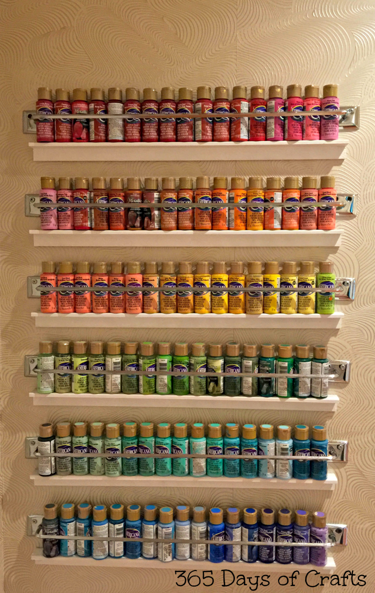 Craft Room Storage Ideas And Tour Of My Creative Space 365 Days Of