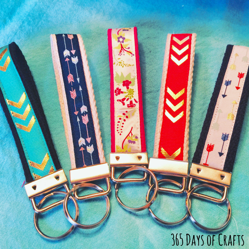 make a crafty key chain