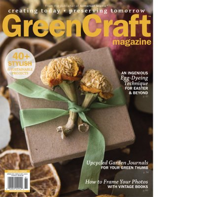 GreenCraft Magazine Spring