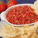 #63 – Pico de Gallo or Tomato Salsa Fresca