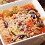 #66 – Italian Minestrone Soup