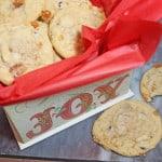 #83 –  Mackintosh Toffee Chocolate Chip Shortbread Cookies
