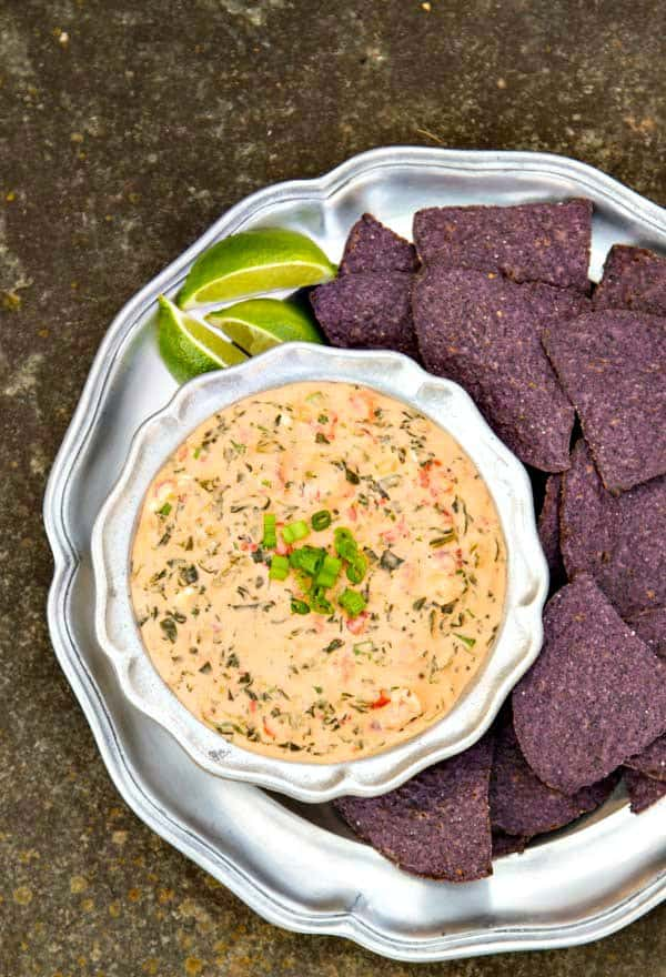 Jose Peppers Espinaca Dip
