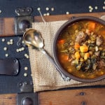 #94 – Lentil Soup with Kale and Sausage