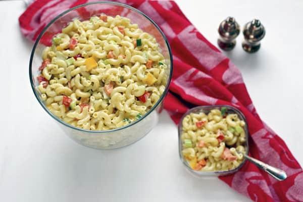 #103 - Classic Macaroni Salad