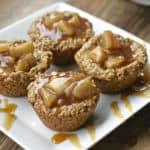 #118 – Apple Crisp Oatmeal Cookie Cups