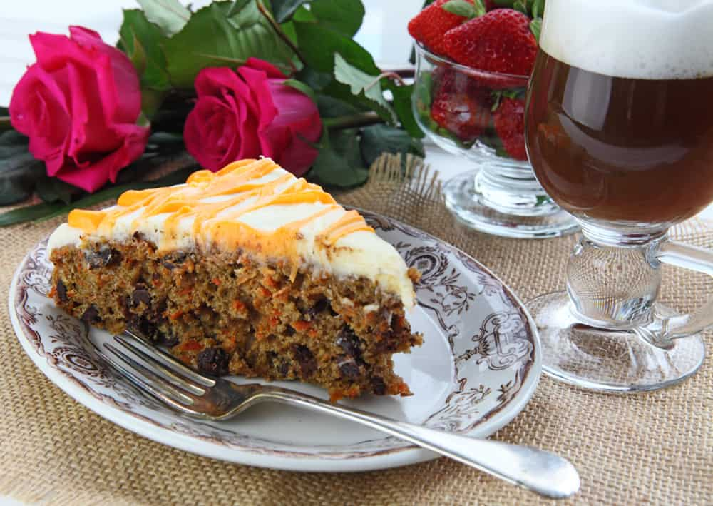 An easy carrot cake recipe, perfect for Easter | 365 Days of Easy Recipes