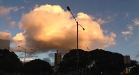 Panoramic of Cloud