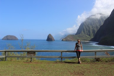 Nicole and Kalawao