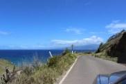 Road to Halawa Valley 6