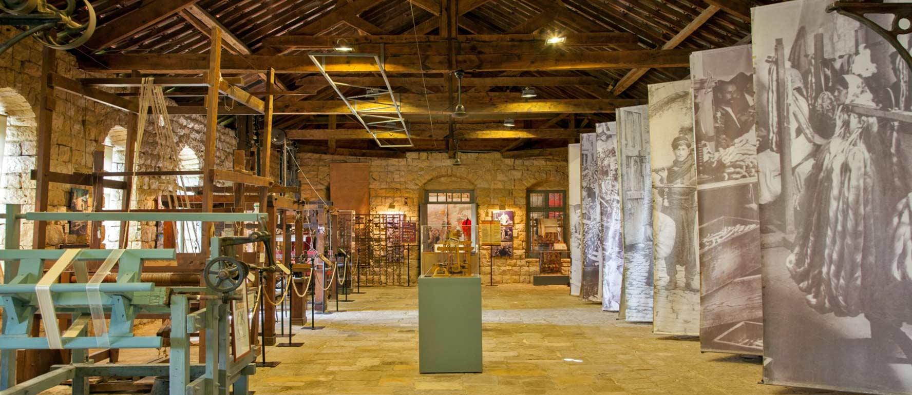 The Silk Museum 365 Days Of Lebanon