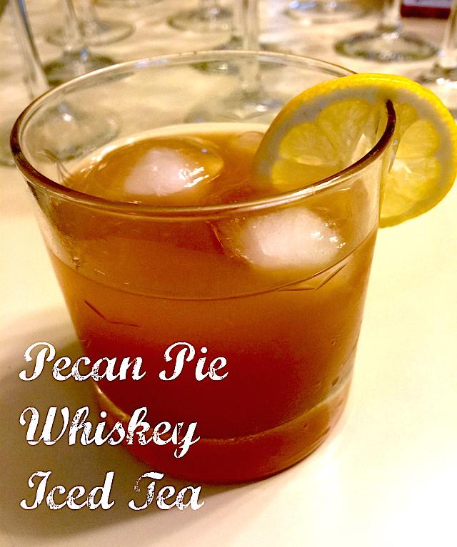 Pecan Pie Whiskey Iced Tea 365 Days Of Recipes