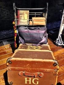 Minha bagagem! Hehe