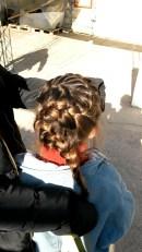 Frisuren machen