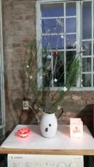 """Sie sehen """"Variationen über einen Weihnachtsbaum"""" von den Voluntarias"""