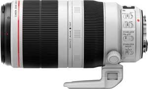 Canon 100-400 telephoto lens