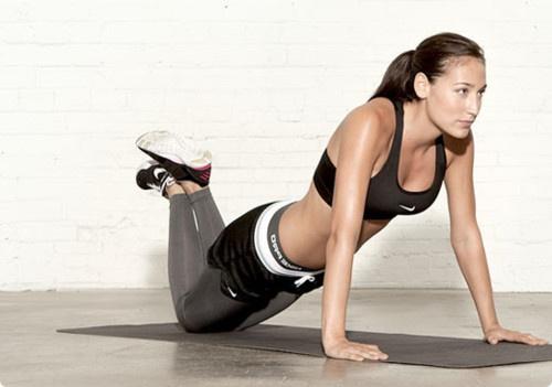 knee-pushups