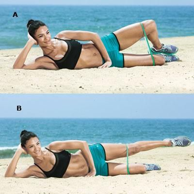 side-leg-raises-with-resistance-band