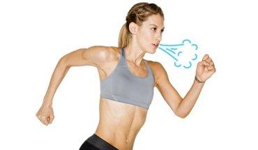 running breathing cover
