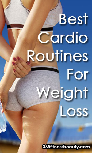 Best Cardio Routines For Weight Loss