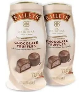 Bailey's Original Irish Cream Non-Alcoholic Chocolate Truffles
