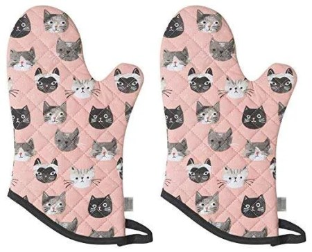 best gifts for cat lovers, Cats Meow Over Mitts