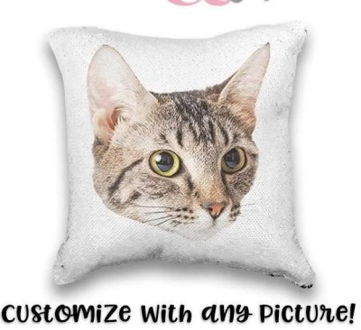 christmas cat gifts, Personalized Cat Pillow