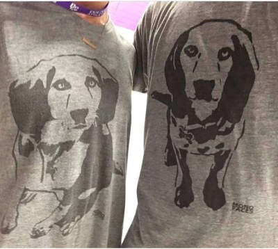 Personalized Unisex Tshirt, dog lover gifts