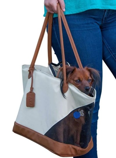 Pet Gear Tote Bag Carrier, dog lover gifts