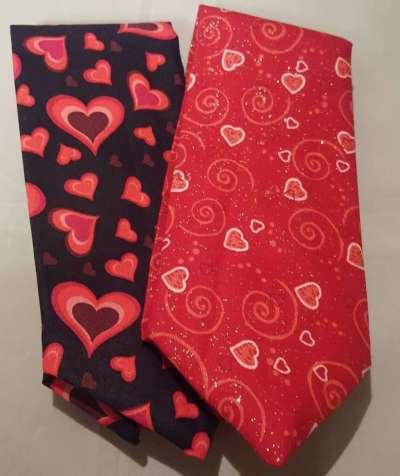 Valentine's Day Neckties, valentines day gift for husband
