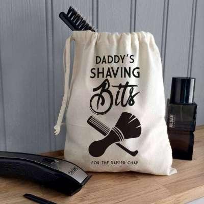 Shaving Kit Storage Bag