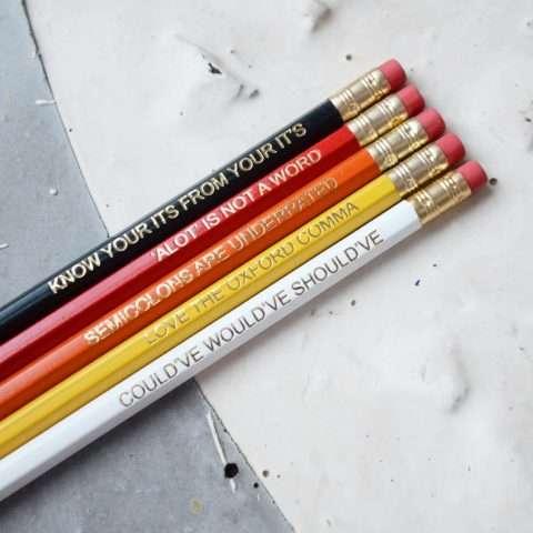 Grammar Pencils