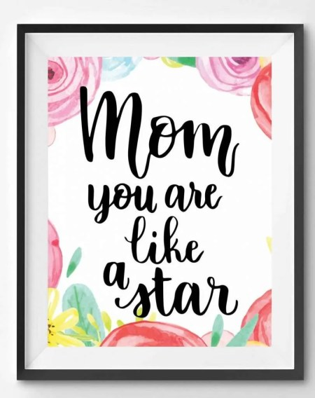You Are Like a Star