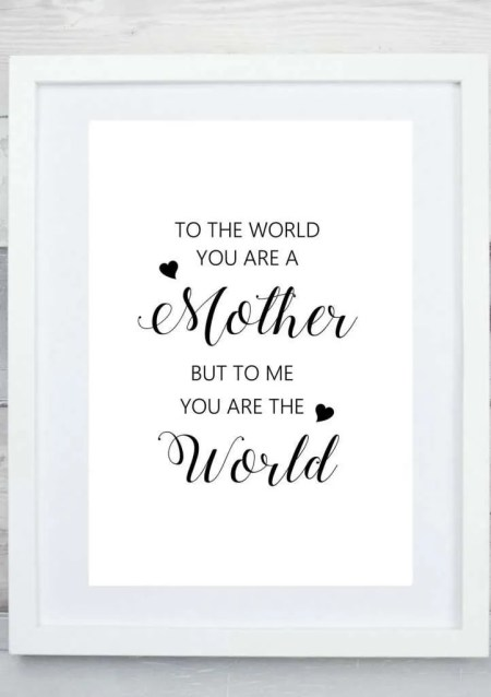 You Are the World Poster