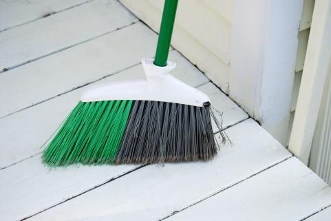 自分は掃除をしている方?みんなは1週間に何回掃除をしているんだろう。