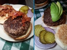 JG Melon Classic Burger 365 Guide New York City