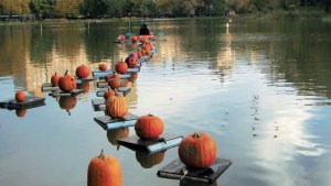 Halloween Pumpkin Flotilla NYC 365 Guide New York City Monica DiNatale