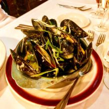 Le Rivage French Restaurant Restaurant Week NYC 365 Guide New York City