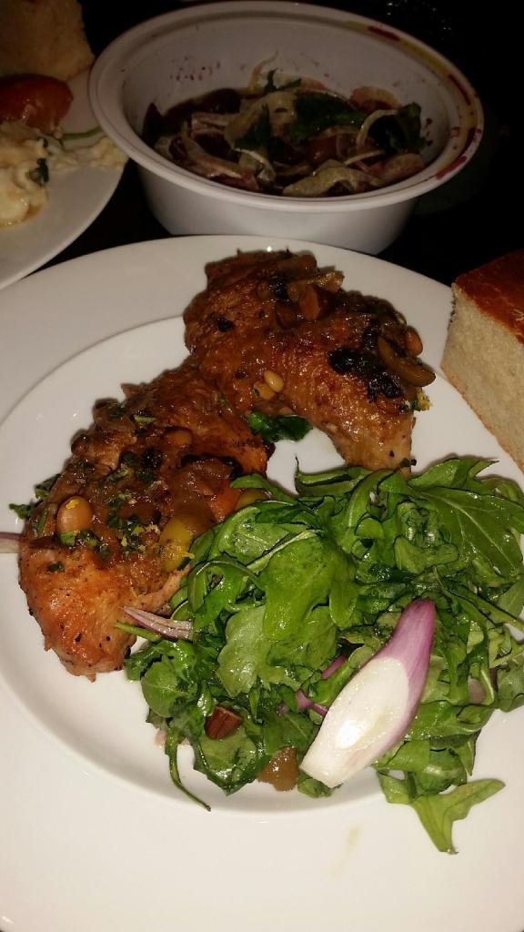 Gennaro Restaurant NYC Take-Out