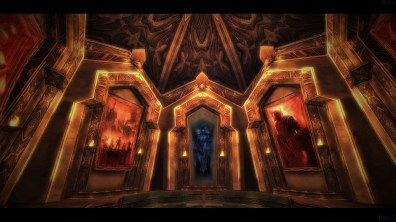 Guild Wars 1 - Behold! The Hall of Monuments.