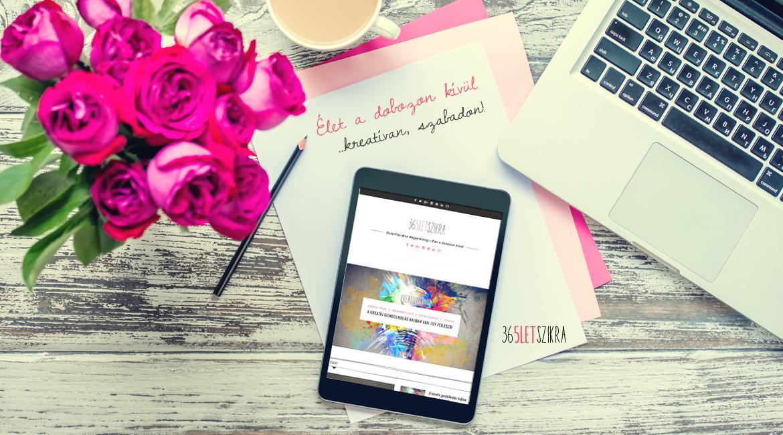 Interjú - Szlafkai Éva | Gondolatébresztő Magazinblog | 365letszikra.hu -Szlafkai Éva cikke