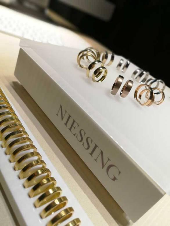 Eredetiség, esztétikum, exkluzivitás – ez jellemzi a Niessing ékszereket. Tervezd meg a sajátod!