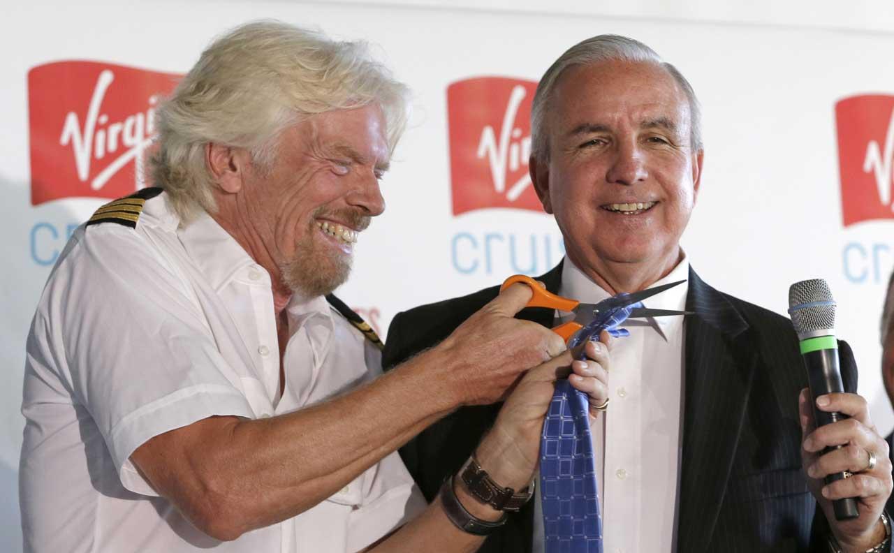 Richard Branson 10 tanácsa a sikeres élethez | 365letszikra