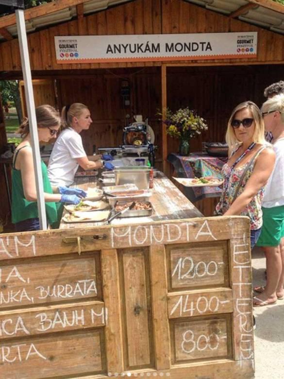 Anyukám mondta | Stílusos Vidéki Éttermiség a Debrecziner Gourmet Fesztiválon - 365LETSZIKRA